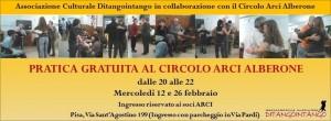 Pratica gratuita al Circolo Alberone